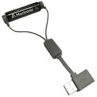 AKULAADIJA MACTRONIC USB UNIVERSAAL