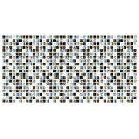 PANEEL PVC 884 MOSAIIK sininen 955X480mm