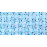 PANEEL PVC 3136 MOSAIIK sininen 956X480mm