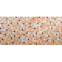 PANEEL PVC 3112 MOSAIIK ruskea 956X480mm