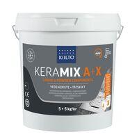 HÜDR.SEGU KIILTO KERAMIX A+X 5+5kg