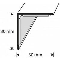 NURGAKAITSELIIST B8-0.9M Tammi 30x30MM DIONE