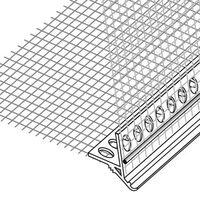 EJOT TILGAPROFIIL PVC 2m