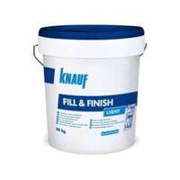 Kevyt tasoitie (valmistasoite) KNAUF FILL & FINISH LIGHT 20kg
