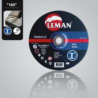 LIHVKETAS LEMAN MET.125x6x22