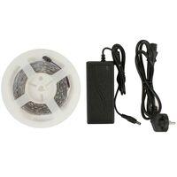 Plafondi LED-LINT 5M 60LED IP20 Valkoinen 1500lm