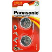 PATAREI PANASONIC CR2025/2B