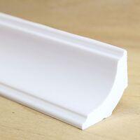 LAELIIST PVC NL 22 Valkoinen 2.7M