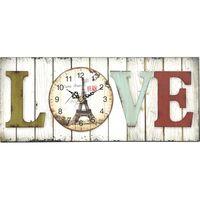 SEINÄKELLO PLATINET LOVE (43817)