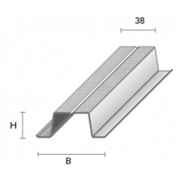 METALLIRANGAT FAVOR MP 27/38 L=3,0M