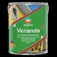 PUITFASSAADIVÄRV ESKARO VERANDA Valkoinen  2,85L