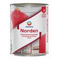 NORDEN-30 puolimatto AKRÜULAATEMAILVÄRV 0,9L