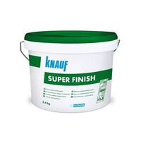 Kevyt tasoitie (valmistasoite) KNAUF SUPERFINISH 5,4kg