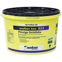VESIERISTYS  WEBER TEC822 H. 24kg