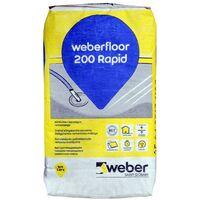 LATTIATASOITIE WEBER FLOOR 200 RAPID 20kg